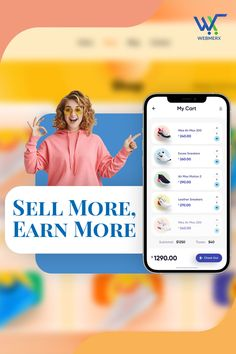 Opening an online store and selling online is one of the fastest and profitable ways to earn online. With Webmerx, you can easily create your online store and display your products for sale. This way, you can sell more and earn more. Try it out now! 😉😍🤑 Online Earning, Selling Online, Ecommerce Solutions, Leather Sneakers, Create Yourself, Nike Air Max, Display, Store, Products