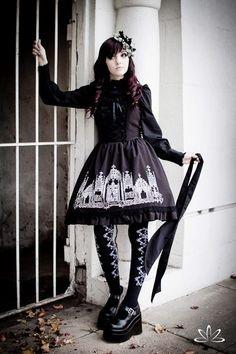 more gothic lolita
