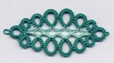 Tatting, Beading and Needlework: March 2011