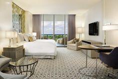 Deluxe Oceanfront Suites at The St. Regis Bal Harbour Resort