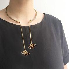 maribel necklace | clyde's rebirth