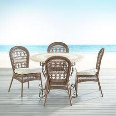 Paloma Brown Mosaic Table 5-Piece Dining Set | Pier 1 Imports