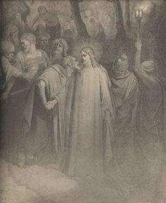 The Doré Gallery of Bible Illustrations Jesus Crist, University Of Adelaide, Library University, Bible Illustrations, Biblical Art, Free Kindle Books, Ebooks, Betrayal, Photoshop