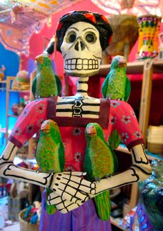 'The Day of the Dead Symbolism in Latin American Craft' @DesignPhiladelphia