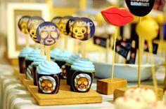 Emoji & Instagram Party  (emoticon party theme) by Küpa holakupa@gmail.com https://www.facebook.com/hola.kupa