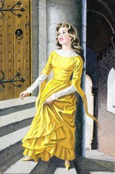 Princess in the tower - Sleeping Beauty - Eric Winter - Ladybird Book