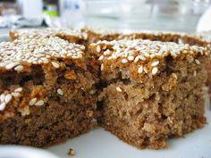 Greek Cake, Greek Recipes, Banana Bread, Muffin, Sweets, Vegan, Breakfast, Desserts, Food
