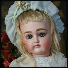 "Early 12"" Very Pouty Kestner Child Doll"