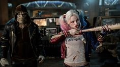 'Suicide Squad's' Harley Quinn is Creepy, Violent, and Crazy!