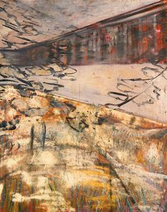 1954 Francis Bacon landscape
