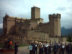 Castillo de Javier, Navarra, España
