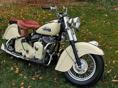 Any Indian Chief Restorations (1953 and earlier)? - ADVrider