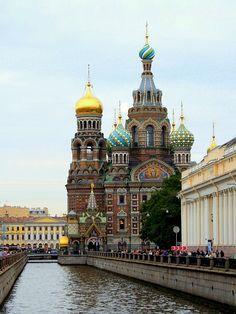 St. Petersburg @ Russia