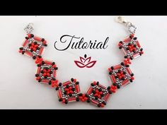 Stylish Buggle Beads Bracelet -Tutorial - YouTube