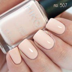 KIKO-nail-polish-swatch-507