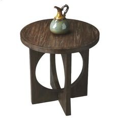Butler Specialty Loft Accent Table in Cocoa - http://www.allbeautysecret.com/butler-specialty-loft-accent-table-in-cocoa/