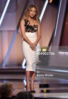 News Photo   Actresssinger Jennifer Lopez speaks onstage... Jennifer López 9993687bef7