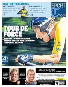Tour de France - Stage 10 - Wed 11 July 2012 (with images, tweets) · Unionbuster · Storify