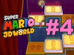 Super Mario 3D World  - World 1 - Switch Scramble Circus #4