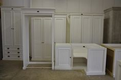 Milestone Kitchen Units ready for delivery to Windhoek.