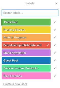 An Editorial Calendar Scheduler To Do List Saving Links And So - Newsletter editorial calendar template