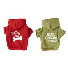 Wilko Pet Hoody (S M L Sizes)