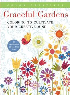 Introducing Graceful Gardens Coloring to Cultivate Your Creative Mind. Great Product and follow us to get more updates!