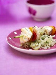 Recette de cuisine: recettes à base de poisson, plats de poissons et crustacés, cuisine de la mer - © OFIMER / Mixture Envie de prolonger les bienfaits iodés de la mer ? N'hésitez pas à savourer poissons et crustacés frais pour faire le plein de vitalité ! Vos papilles...