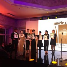 Члены российского жюри - Prix D'Excellence de la Beaute 2017. Прекрасные директора красоты!#marieclairerussia #SwarovskiRu #marieclaire20years  via MARIE CLAIRE RUSSIA MAGAZINE OFFICIAL INSTAGRAM - Celebrity  Fashion  Haute Couture  Advertising  Culture  Beauty  Editorial Photography  Magazine Covers  Supermodels  Runway Models