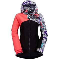 Volcom Flint Insulated Jacket - Women's