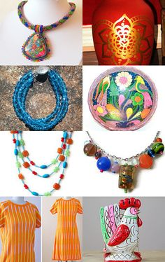 Bright Colors / Bright + Colorful --Pinned with TreasuryPin.com