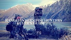 Are you a hunter? Then you'll surely want to have the best equipment to live your passion thoroughly. Essentials such as rifles and others include hunting rangefinders . At the moment, there are numerous hunting rangefinders on the market. The prices of laser rangefinders depend on the...