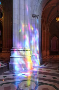 Washington National Cathedral - stained glass