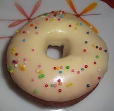 Glazed Doughnut Doughnuts, Glaze, Desserts, Food, Enamel, Tailgate Desserts, Deserts, Essen, Postres