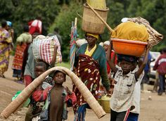 Headline: Peace Treaty in the Democratic Republic of Congo