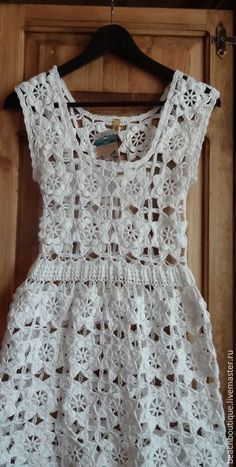 Jenny crochet dress: