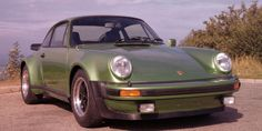 Development of a turbocharged 911 began in 1972, and in 1975, Porsche launched the first 911 Turbo. It was Porsche's range-topping 911 model, making 260 bhp from a 3.0 liter turbocharged engine. At the time, it was the fastest production car in Germany.