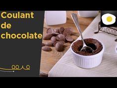 ▶ Coulant de chocolate (Receta) | Dulces con Alma - YouTube