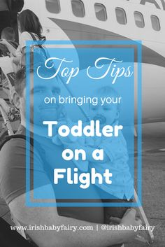 Flying with a toddler; how to prepare so you have an enjoyable flight that's relatively stress free! Happy holidays!