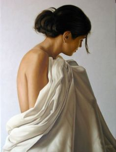OddFuttos, When The Photos Speak: Stunning Hyper Realistic Lifelike Paintings by Omar Ortiz Thomas Saliot, Female Art, Female Models, Hyper Realistic Paintings, She's A Lady, Social Art, Beauty Art, Fashion Art, Body Art