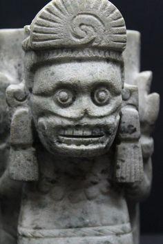México. Artesanía Azteca Pre-Hispanica (Museo Zona Arqueológica del Templo Mayor) Tenochtitlán