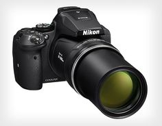 """Nikon today unveiled the new Coolpix P900, a superzoom compact camera with a crazy 83x of optical zoom, allowing photographers to """"take creativity to extre"""
