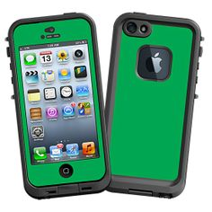 Emerald #Skin  for the #lifeproof #iphone5 and #iphone5s #Case by #Skinzy.com