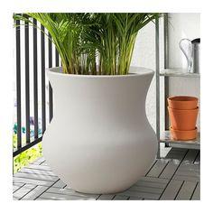 EMOTIONELL Kruka - IKEA Ikea, Planter Pots, Vase, Inspiration, Home Decor, Biblical Inspiration, Decoration Home, Ikea Co, Room Decor