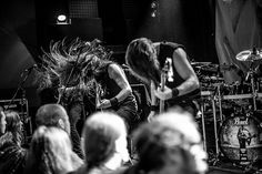 Svart Crown at Ucho - Gdynia, Poland #metal #livemusic