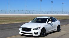 Infiniti sends us to drive the 2014 equipped with a new performance package. Will the revised electric-assist steering climb out of the uncanny valley? Infiniti G37s, Toys For Boys, Nissan, Cars, Autos, Car, Automobile, Boy Toys, Trucks