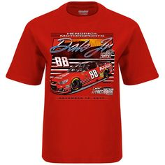 Dale Earnhardt Jr. Hendrick Motorsports Team Collection Youth JR Nation Appreci88ion Tour 2017 Homestead Race T-Shirt - Red
