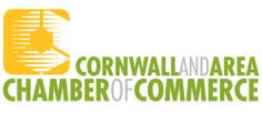 It is an advocate on issues of concern. It is a leader in matters of economic renewal. It is committed to making Cornwall a better place to work and to live. The Chamber of Commerce charts a course that combines over 120 years of tradition with a clear vision of the City's growth and prosperity in the future.
