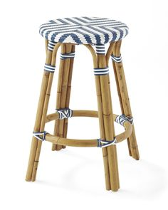 Chevron Riviera Backless StoolsChevron Riviera Backless Stools $225 for corner window bar