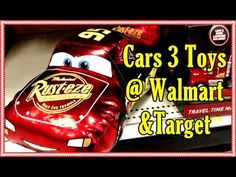 Disney Pixar #Cars3 Toys at Walmart and Target I Toy Hunting 2017 New Release   We went to Walmart and Target to look at official Cars 3 Toys that were released earlier this year 2017. Although both stores offer similar merchandise, we f...